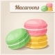 Macaroons - GraphicRiver Item for Sale