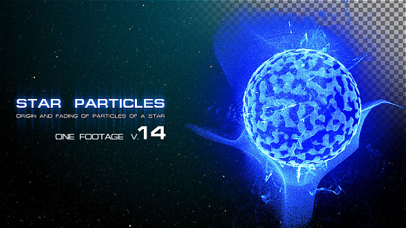 Star Particles 14