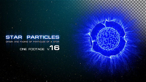 Star Particles 16