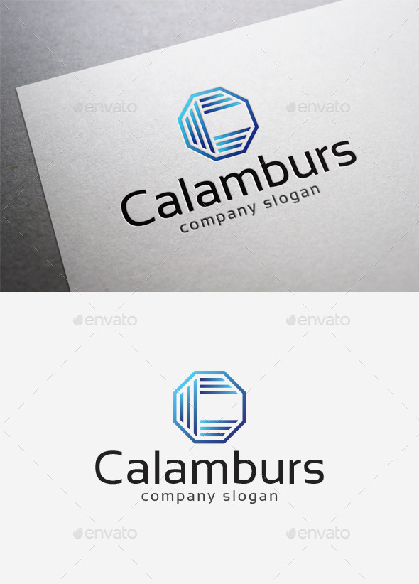 GraphicRiver Calamburs Logo 10202663
