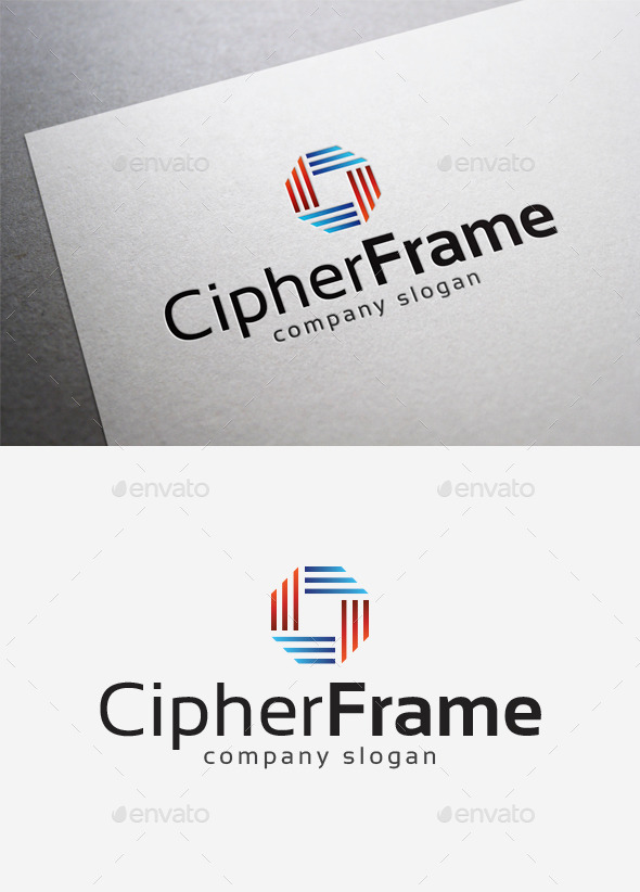 Cipher Frame Logo