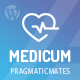 Medicum - Health & Medical WordPress Theme - ThemeForest Item for Sale