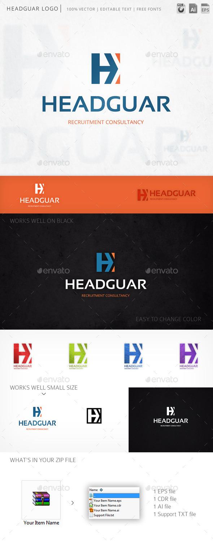 GraphicRiver Headguar Logo 10202869