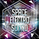 Space Electro Sound Flyer - GraphicRiver Item for Sale