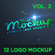 Your Mockup - Logo Mockups VOL.2