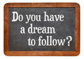 Do you have a dream to follow? - PhotoDune Item for Sale