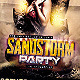 Sandstorm Party Flyer Template PSD - GraphicRiver Item for Sale
