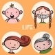 Woman Life Cycle - GraphicRiver Item for Sale