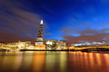Cityscape of London at night - PhotoDune Item for Sale