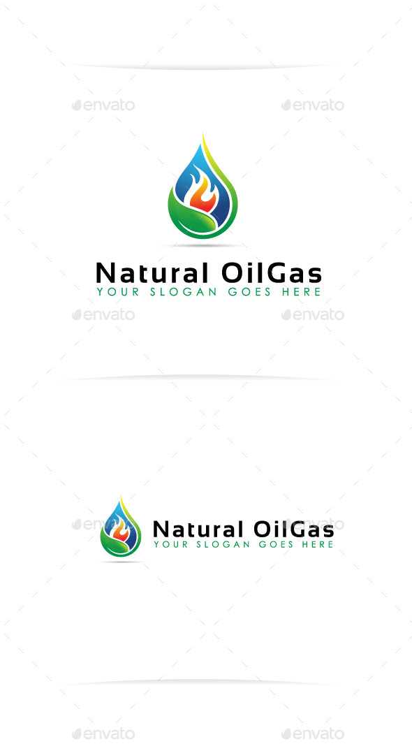 GraphicRiver Natural OilGas 10205201