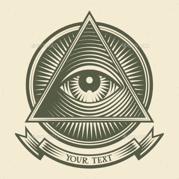 GraphicRiver All Seeing Eye 10205425