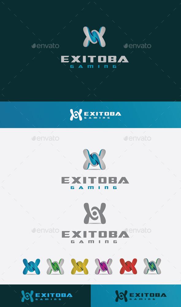 GraphicRiver X Letter Logo 10205924