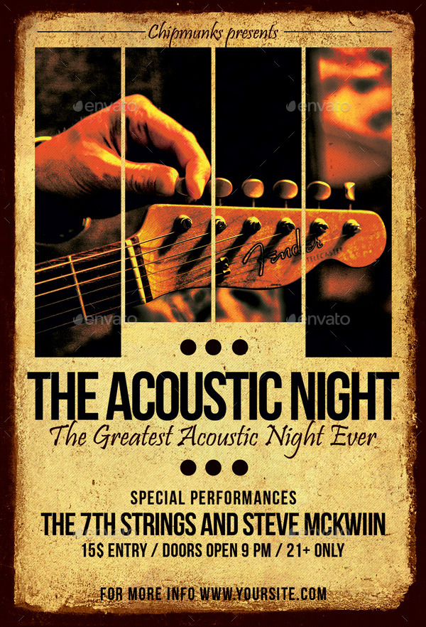acoustic night flyer by chipmunks