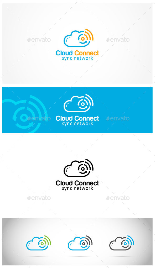 GraphicRiver Cloud Connect 10206712