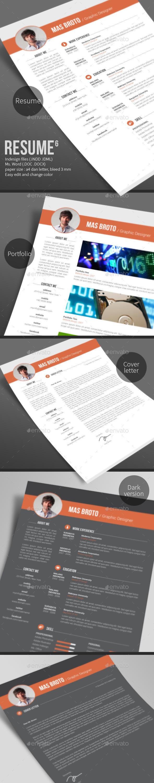 GraphicRiver Resume 6 10117911