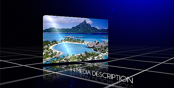 After Effects Project - VideoHive Elegant Slideshow 128920