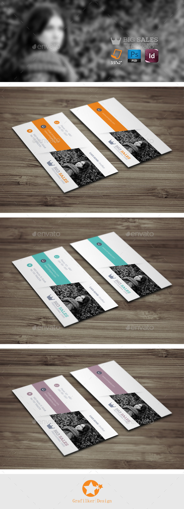 GraphicRiver Shopping Business Card Templates 10210494