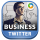 3 Business Twitter Headers - GraphicRiver Item for Sale