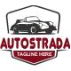 Classic Car Logo Design - GraphicRiver Item for Sale