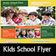 Kids School Flyer - GraphicRiver Item for Sale