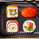 Maki-Zushi Sushi Roll Set - GraphicRiver Item for Sale