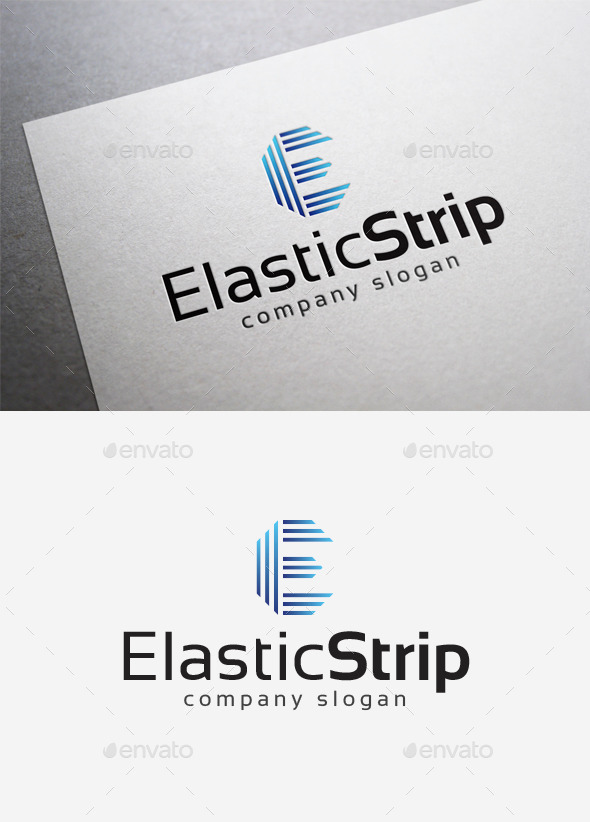 GraphicRiver Elastic Strip Logo 10214588