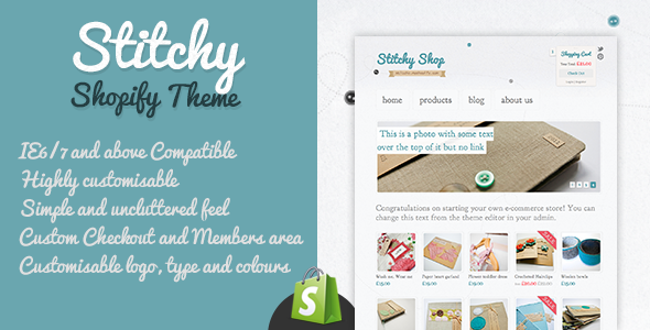 ThemeForest Stitchy Shopify Theme 10055388