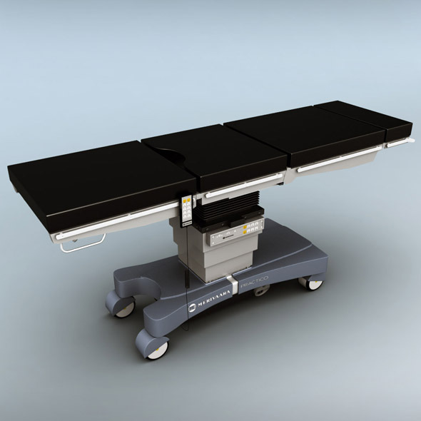3DOcean Operating table 10217257