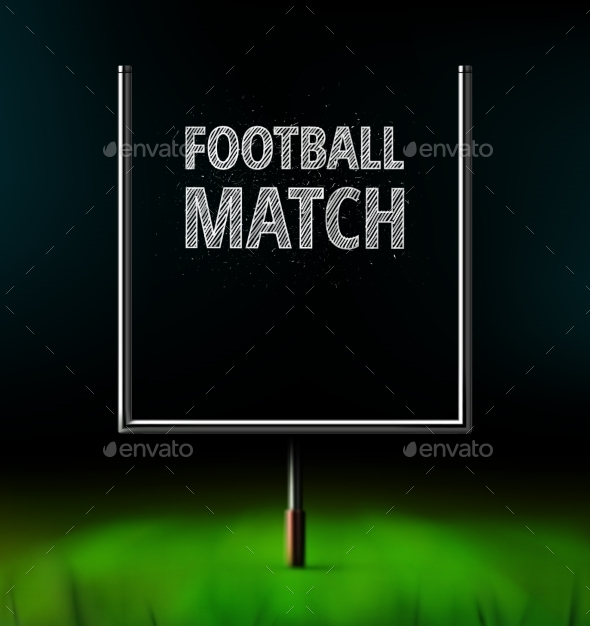 GraphicRiver Football Match 10218103