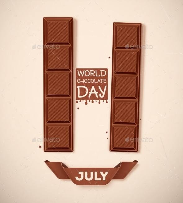 GraphicRiver World Chocolate Day 10218169
