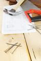 Carpenter working tools - PhotoDune Item for Sale
