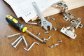 Working tools for assembly of furniture - PhotoDune Item for Sale