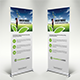 Corporate Rollup Banner v3 - GraphicRiver Item for Sale