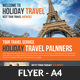 Travel Tours Flyer Template - GraphicRiver Item for Sale