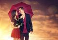 Sunset Couple - PhotoDune Item for Sale