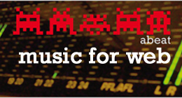 music for web