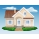 Small Residential House - GraphicRiver Item for Sale