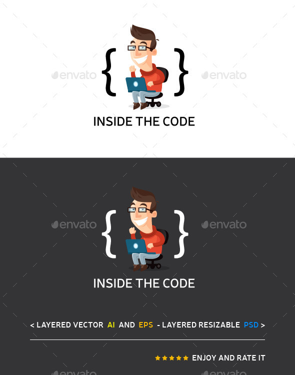 GraphicRiver Inside The Code 10223792