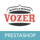 Vozer - Multi-Purpose Responsive Prestashop Theme