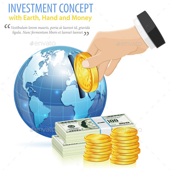 GraphicRiver Investment Concept 10224542