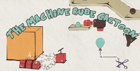 The Machine Rube Cartoon