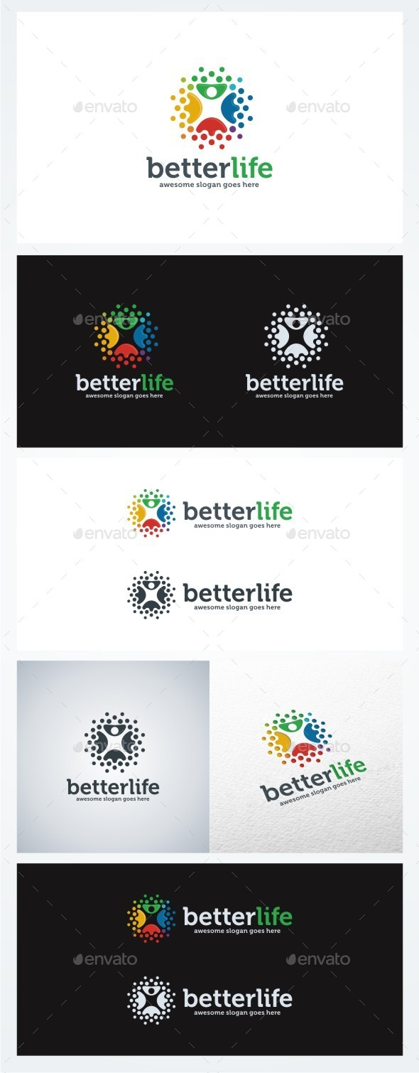 GraphicRiver Better Life 10224869