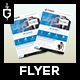 Power Corporate Flyer Template - GraphicRiver Item for Sale