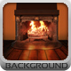 Fireplace Background - GraphicRiver Item for Sale