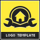 House Fix Logo Template - GraphicRiver Item for Sale