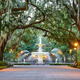 Forsyth Park in Savannah, Georgia - PhotoDune Item for Sale