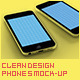 7 Mock-Ups Phone 5c - GraphicRiver Item for Sale