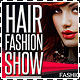 Hair Fashion Show Promotion Magazine Ad - GraphicRiver Item for Sale