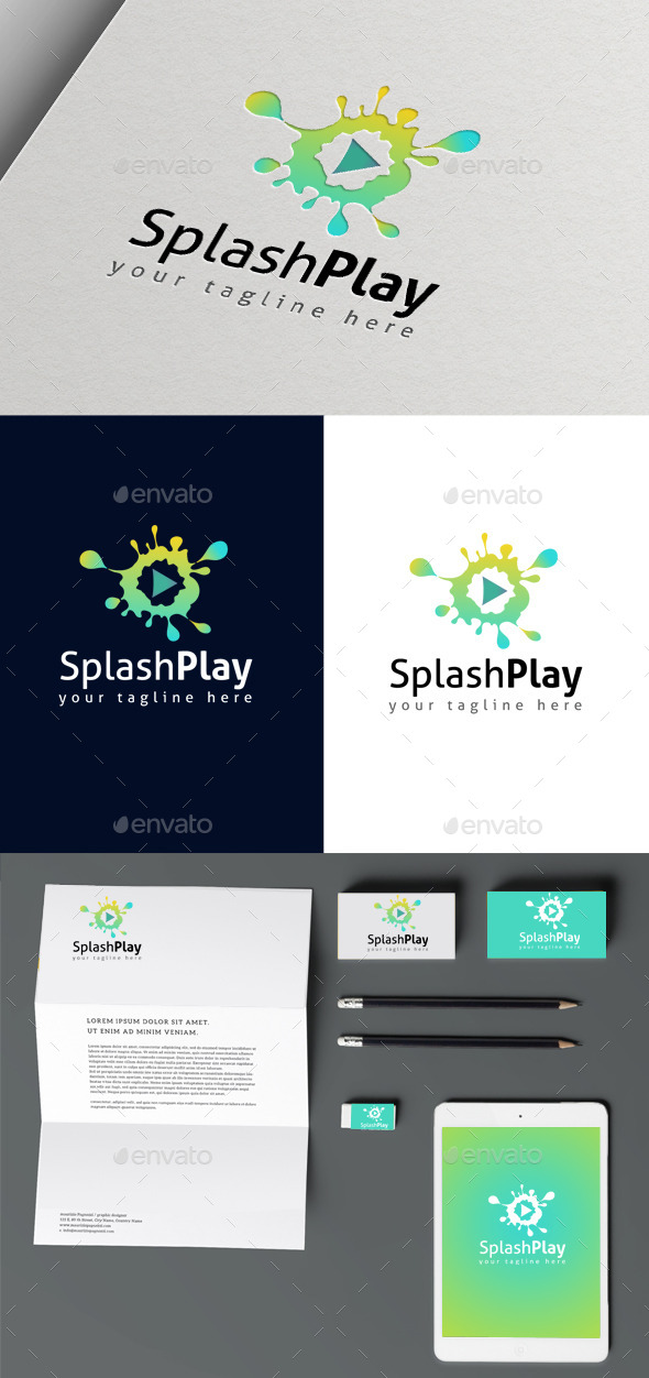 GraphicRiver Splash Play 10228105