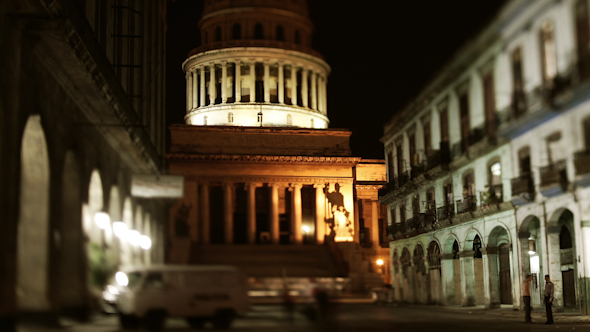 Capitolio Havana Cuba 4
